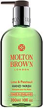 Voňavky, Parfémy, kozmetika Molton Brown Lime & Patchouli - Mydlo na ruky