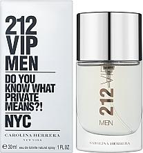 Voňavky, Parfémy, kozmetika Carolina Herrera 212 VIP Men - Toaletná voda