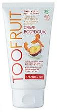 """Voňavky, Parfémy, kozmetika Krém na telo """"Broskyňa a marhuľa"""" - TOOFRUIT Cream Body Doux"""