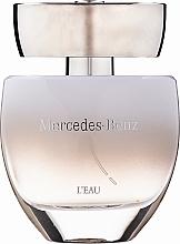 Voňavky, Parfémy, kozmetika Mercedes-Benz L`Eau - Toaletná voda