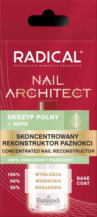Koncentrovaný rekonštrukčný prostriedok na nechty - Farmona Radical Nail Architect