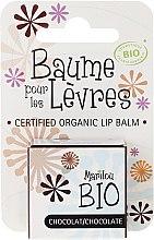 """Voňavky, Parfémy, kozmetika Balzam na pery """"Čokoláda"""" - Marilou Bio Certified Organic Lip Balm"""