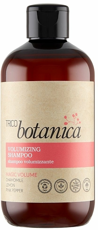 Šampón pre objem vlasov - Trico Botanica