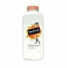 Voňavky, Parfémy, kozmetika Prášok pre intímnu hygienu - Femfresh Intimate Hygiene Everyday Care Re-Balance Powder