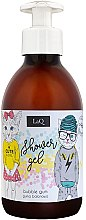 """Voňavky, Parfémy, kozmetika Sprchový gél """"Žuvačka"""" - LaQ Bubble Gum Shower Gel"""