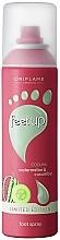 Voňavky, Parfémy, kozmetika Chladivý dezodorant v spreji na nohy s melónom a uhorkou - Oriflame Feet Up Spray