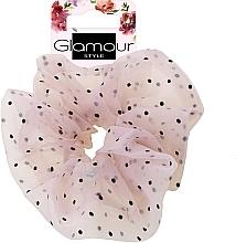 Voňavky, Parfémy, kozmetika Gumička do vlasov, 417678, ružová - Glamour