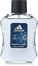 Voňavky, Parfémy, kozmetika Adidas UEFA Champions League Champions Edition - Toaletná voda