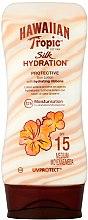 Voňavky, Parfémy, kozmetika Opaľovací lotion na telo - Hawaiian Tropic Silk Hydration Sun Lotion SPF 15