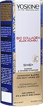 Voňavky, Parfémy, kozmetika Krém na oblasť okolo očí a úst - Yoskine Bio Collagen Alga Kombu Eye & Mouth Area Cream 50 +/60 +