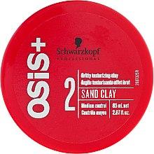 Voňavky, Parfémy, kozmetika Pasta-hlina pre modelovanie účesu - Schwarzkopf Professional Osis+ Texture Sand Clay