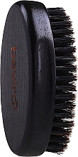 Voňavky, Parfémy, kozmetika Kefa na bradu - Beviro Pear Wood Beard Brush