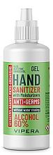 Voňavky, Parfémy, kozmetika Hydratačný antibakteriálny gél na ruky - Vipera Hydrating Antibacterial Hand Gel