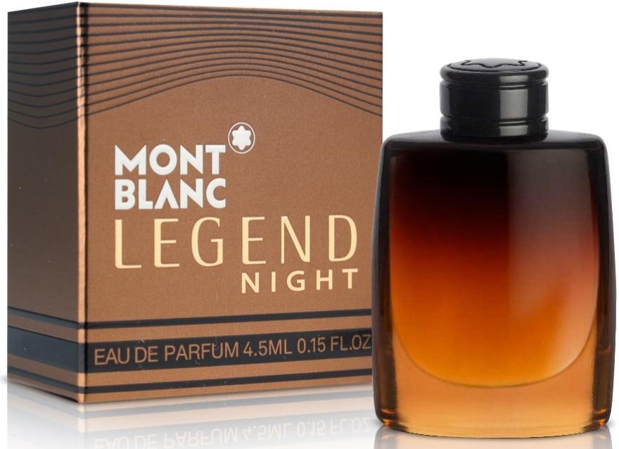 Montblanc Legend Night - Parfumovaná voda (mini)