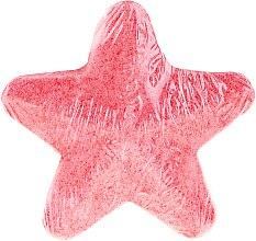 Voňavky, Parfémy, kozmetika Hviezdička do kúpeľa, broskyňa - IDC Institute Bath Fizzer Star