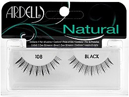 Voňavky, Parfémy, kozmetika Falošné riasy - Ardell Natural Demi Black 108
