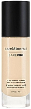 Voňavky, Parfémy, kozmetika Make-up na tvár - Bare Escentuals Bare Minerals Barepro 24-Hour Full Coverage Liquid Foundation Spf20