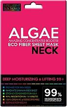 Voňavky, Parfémy, kozmetika Expresná maska na krk - Beauty Face IST Deep Moisturizing & Lifting Neck Mask Algae