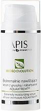 Voňavky, Parfémy, kozmetika Extrémne hydratačné sérum s hruškou a rebarborou - APIS Professional Hydro Evolution Extremely Moisturizing Serum