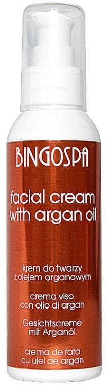 SPA krém na tvár so zlatom Maroka - BingoSpa — Obrázky N1