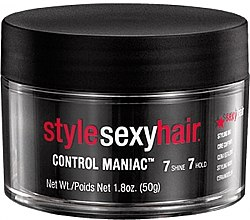 Voňavky, Parfémy, kozmetika Vosk na účes - SexyHair StyleSexyHair Control Maniac Styling Wax