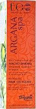 Voňavky, Parfémy, kozmetika Regeneráčný olej tekutina pre silne poškodené a farbené vlasy - ECO Laboratorie Argana SPA Regenerating Oil-Fluid
