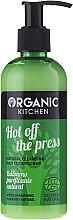Voňavky, Parfémy, kozmetika Čistiaci kondicionér na prírodné vlasy - Organic Shop Organic Kitchen Conditioner Hot Off the Press