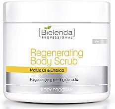 Voňavky, Parfémy, kozmetika Revitalizačný telový peeling - Bielenda Professional Body Program Resenerating Body Scrub