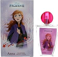 Voňavky, Parfémy, kozmetika Disney Frozen II Anna - Toaletná voda