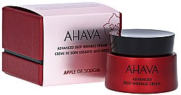 Voňavky, Parfémy, kozmetika Krém proti hlbokým vráskam - Ahava Apple Of Sodom Advanced Deep Wrinkle Cream