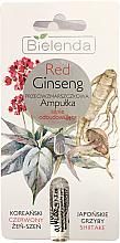 Voňavky, Parfémy, kozmetika Ampulka s červeným ženšenom proti vráskam - Bielenda Red Ginseng