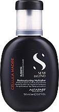 Voňavky, Parfémy, kozmetika Obnovujúci koncentrát na vlasy - Alfaparf Semi Di Lino Cellula Madre Restructuring Multiplier