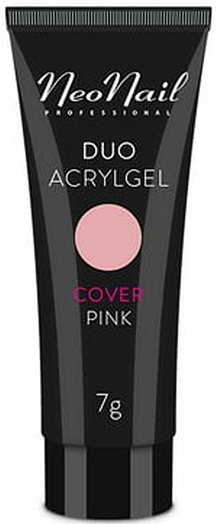 Akrylový gél na nechty, 7 g - NeoNail Professional Duo Acrylgel