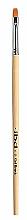 Voňavky, Parfémy, kozmetika štetec pre gél, obdĺžniková synteticka - IBD Gel Brush №6 Flat