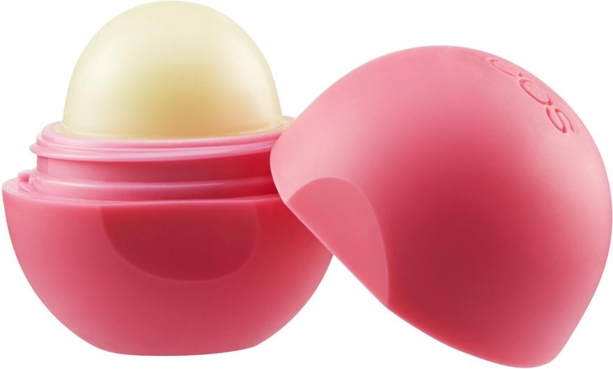 """Balzam na pery """"Jahodový šerbet"""" - EOS Smooth Sphere Lip Balm Strawberry Sorbet — Obrázky N1"""