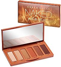 Voňavky, Parfémy, kozmetika Paleta očných tieňov - Urban Decay Naked Petite Heat Eyeshadow Palette