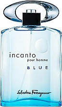 Voňavky, Parfémy, kozmetika Salvatore Ferragamo Incanto Blue Pour Homme - Toaletná voda