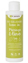"""Voňavky, Parfémy, kozmetika Balzam na vlasy """"Moringa a ľan"""" - La Saponaria Leave-in Conditioner Moringa & Lino"""