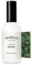 Voňavky, Parfémy, kozmetika Hydrolát z lipy - Creamy Skin Care Linden Hydrolat