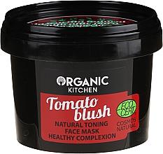 Voňavky, Parfémy, kozmetika Prírodná tonizujúca tvárová maska - Organic Shop Organic Kitchen Fase Mask