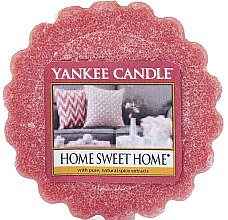 Voňavky, Parfémy, kozmetika Aromatický vosk - Yankee Candle Home Sweet Home Tarts Wax Melts