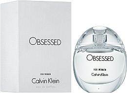 Voňavky, Parfémy, kozmetika Calvin Klein Obsessed For Women - Parfumovaná voda (mini)
