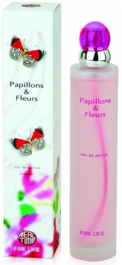 Real Time Papillons & Fleurs - Parfumovaná voda