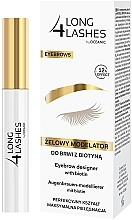 Voňavky, Parfémy, kozmetika Modelovací gél na obočie - Long4Lashes Eyebrow Designer With Biotin 12h Effect