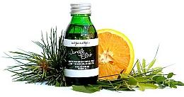 Voňavky, Parfémy, kozmetika Regeneračná olejová maska na vlasy s olivovým olejom a pomarančom - Uoga Uoga Natural Restoring Hair Oil-Mask