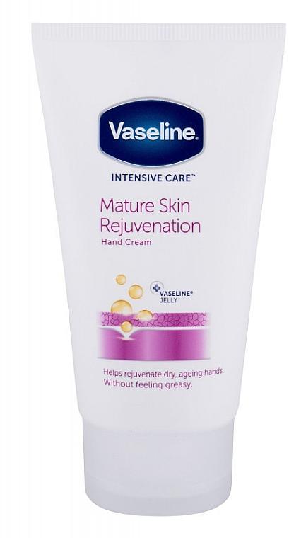 Krém na ruky - Vaseline Intensive Care Mature Hand Cream — Obrázky N1