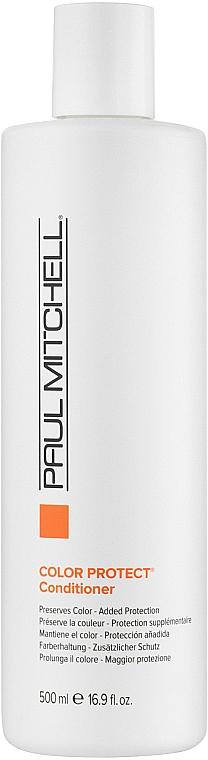 Kondicionér pre farbené vlasy - Paul Mitchell ColorCare Color Protect Daily Conditioner — Obrázky N2