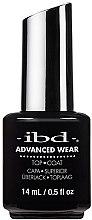 Voňavky, Parfémy, kozmetika Fixátor laku - IBD Advanced Wear Top Coat