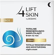 Voňavky, Parfémy, kozmetika Intenzívne hydratačný a vyhladzujúci nočný krém - Lift4Skin Snail C+ Night Cream