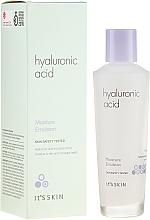 Voňavky, Parfémy, kozmetika Hydratačná emulzia s kyselinou hyalurónovou - It's Skin Hyaluronic Acid Moisture Emulsion